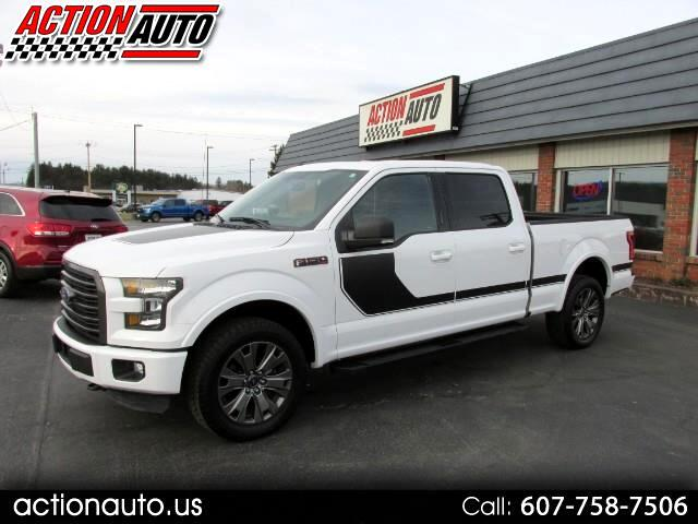 2016 Ford F-150 XLT SuperCrew Special Edition Sport