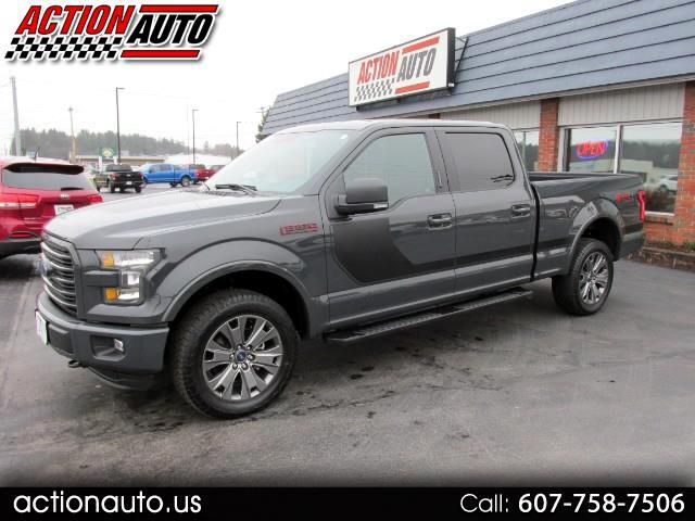 2016 Ford F-150 XLT SuperCrew Special Edition FX4