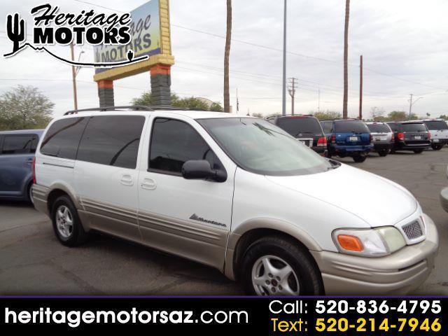 Pontiac Montana 1SC 2001
