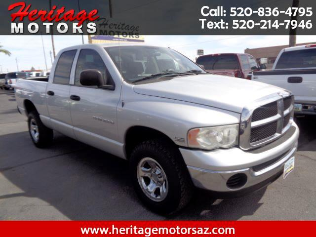 2005 Dodge Ram 1500 Laramie Quad Cab Long Bed 4WD