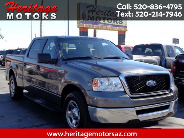 2008 Ford F-150 XLT SuperCrew Short Box 2WD