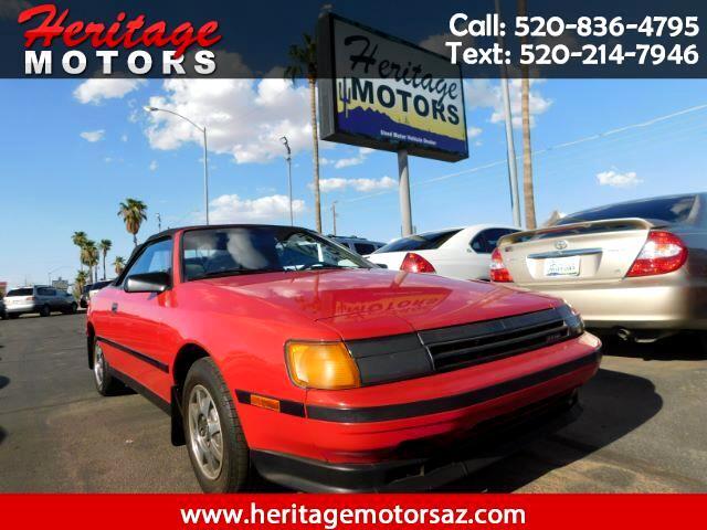 1987 Toyota Celica GT