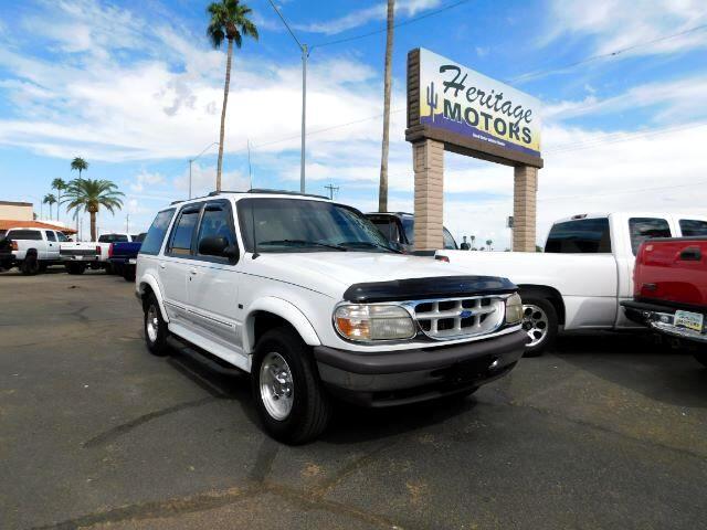 1996 Ford Explorer XL 4-Door 2WD