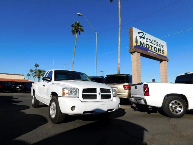 2006 Dodge Dakota SLT Club Cab 2WD