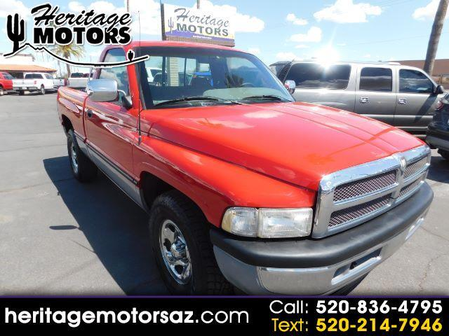 1995 Dodge Ram 1500 LT Reg. Cab 8-ft. Bed 2WD