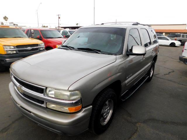 2001 Chevrolet Tahoe 2WD