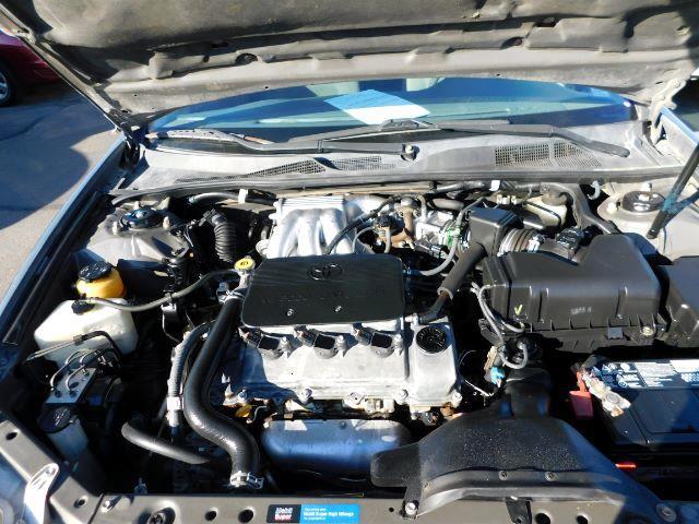 2002 Toyota Camry SE V6
