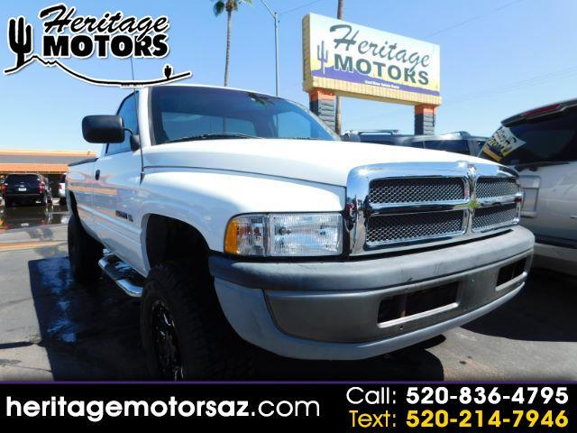 1996 Dodge Ram 2500 HD Reg. Cab 8-ft. Bed 4WD