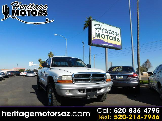 2003 Dodge Dakota SLT Quad Cab 4WD