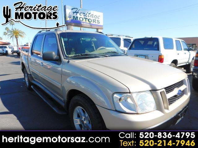 2005 Ford Explorer Sport Trac 4dr 126