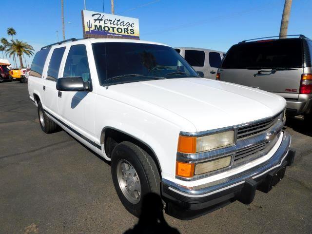 1994 Chevrolet Suburban C1500 2WD