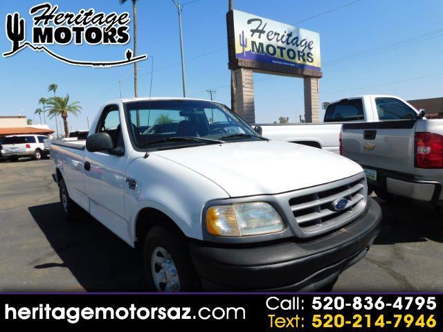 """2001 Ford F-150 Reg Cab 120"""" XL"""