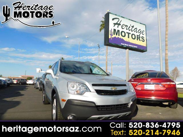 2012 Chevrolet Captiva Sport FWD 4dr LS w/2LS