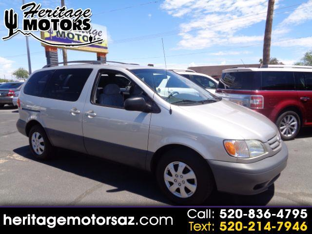 2002 Toyota Sienna LE