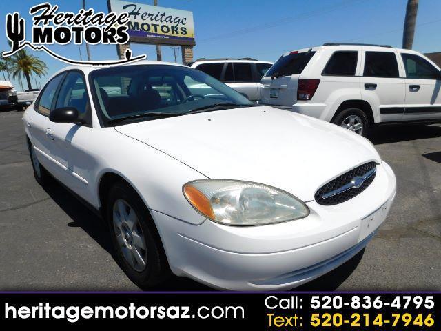 2002 Ford Taurus 4dr Sdn LX Standard