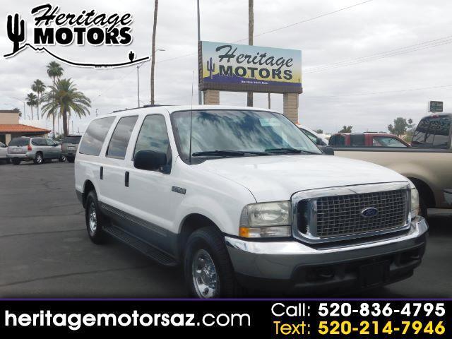"2003 Ford Excursion 137"" WB 6.8L XLT"