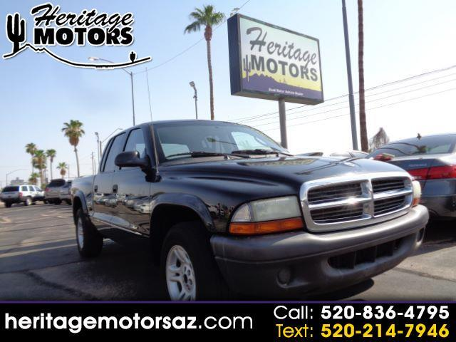 "2004 Dodge Dakota 4dr Quad Cab 131"" WB Sport"