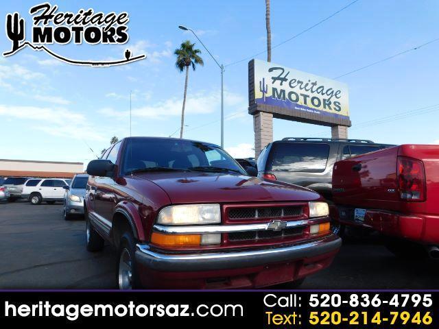 2001 Chevrolet Blazer 4dr LT