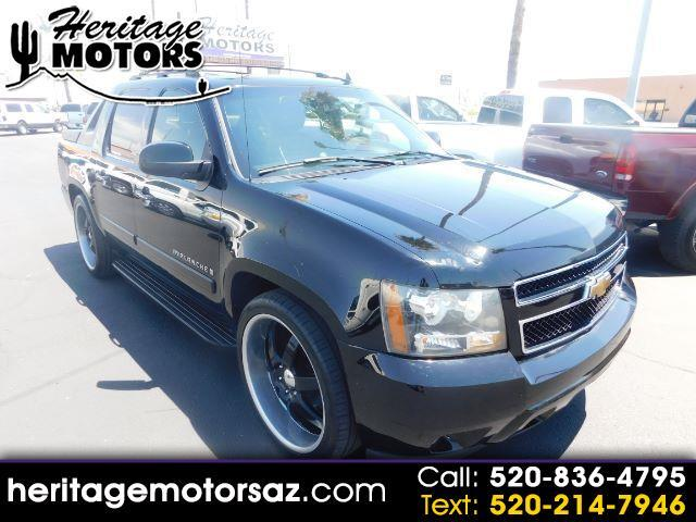 "Chevrolet Avalanche 2WD Crew Cab 130"" LT w/2LT 2007"