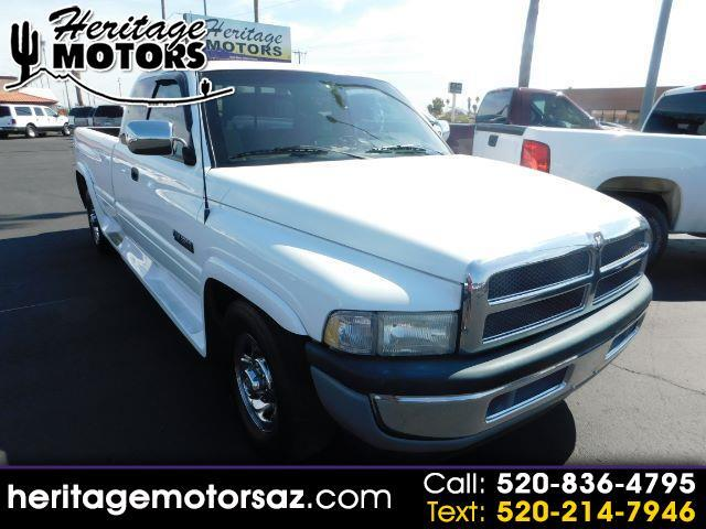 "1997 Dodge Ram 2500 Club Cab 155"" WB HD"