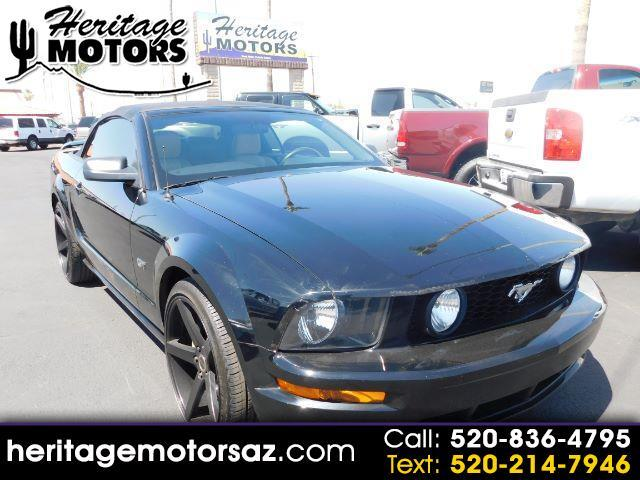 2005 Ford Mustang 2dr Conv GT Deluxe