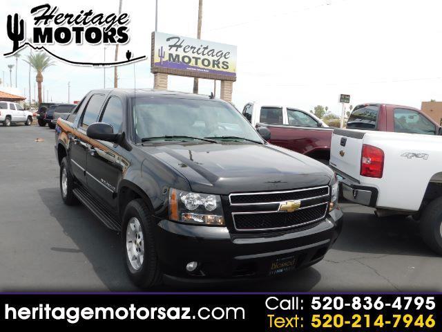 "2007 Chevrolet Avalanche 2WD Crew Cab 130"" LT w/3LT"