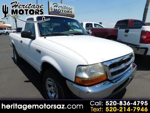 "2000 Ford Ranger Reg Cab 112"" WB XL"