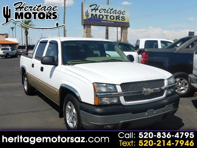 """2005 Chevrolet Silverado 1500 Crew Cab 143.5"""" WB LS"""
