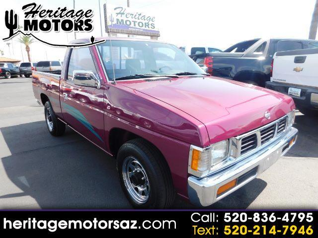 1995 Nissan Trucks 2WD Std Reg Cab Manual