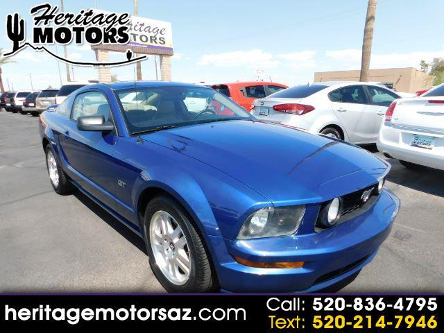 Ford Mustang 2dr Cpe GT Deluxe 2007