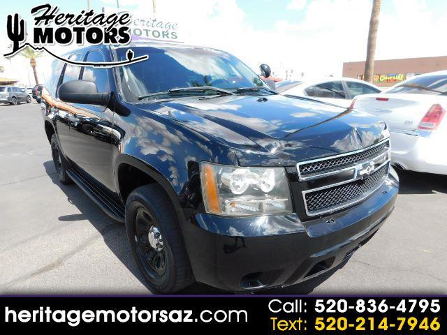 Chevrolet Tahoe Police 2WD 4dr 2007