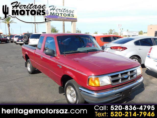 """Ford Ranger Supercab 125"""" WB Splash 1994"""