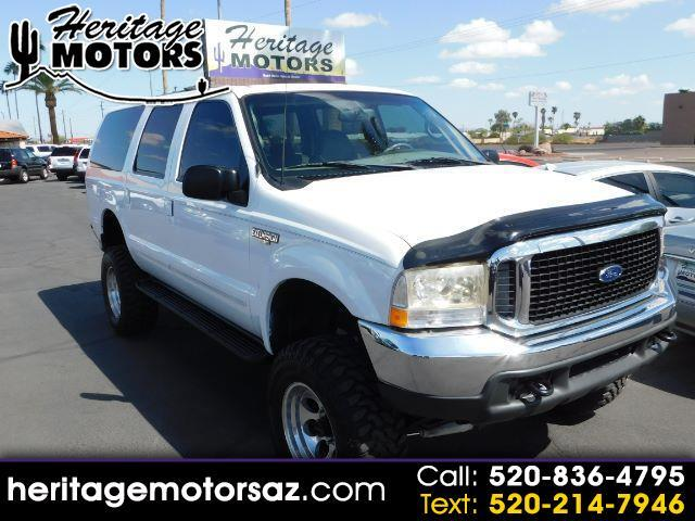 "2000 Ford Excursion 137"" WB XLT 4WD"