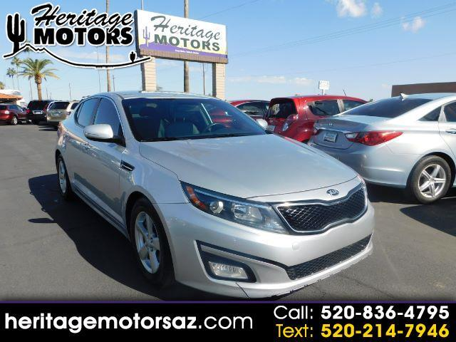Kia Optima 4dr Sdn LX 2014