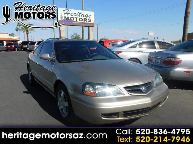 Acura CL 2dr Cpe 3.2L 2003