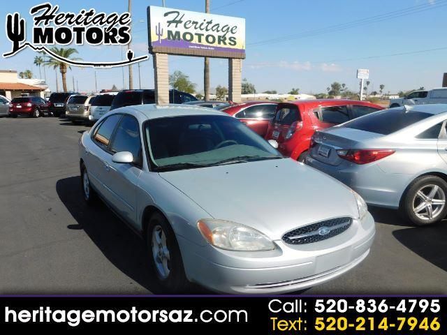 Ford Taurus 4dr Sdn SE 2001