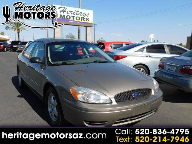 Ford Taurus 4dr Sdn SE 2006