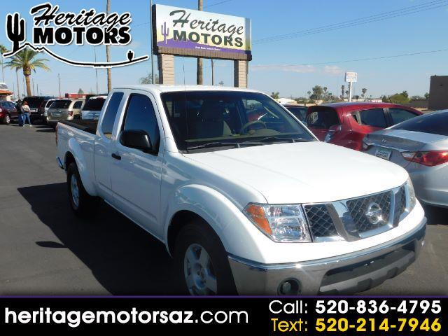Nissan Frontier 2WD SE King Cab V6 Auto 2005