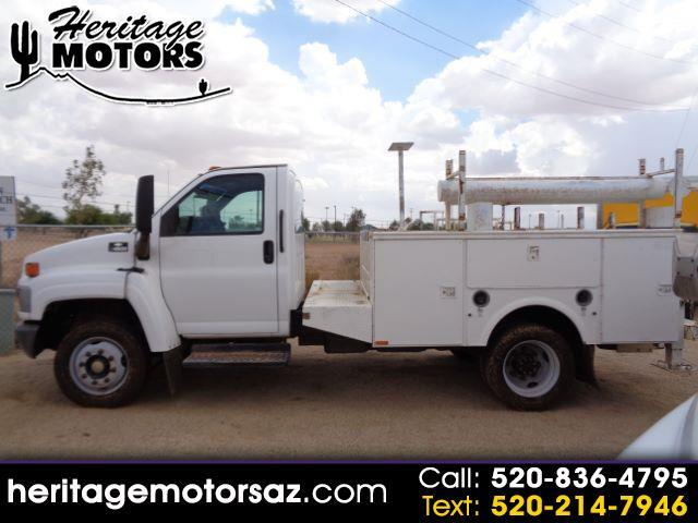 Chevrolet CC4500 Regular Cab 2004