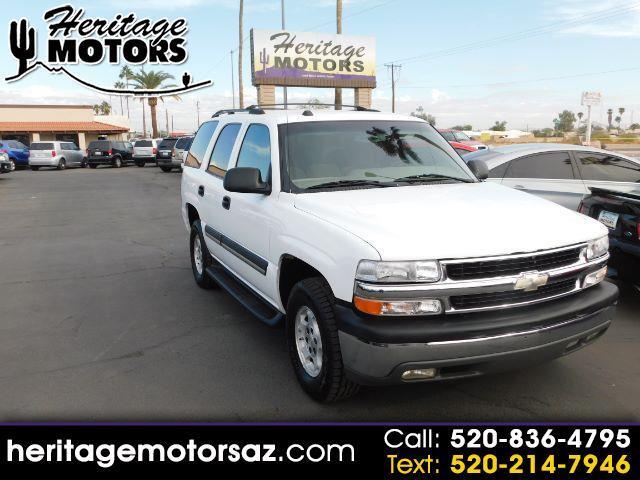 Chevrolet Tahoe 4dr 1500 LS 2004