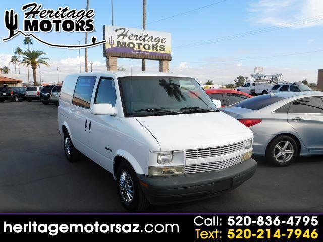 """Chevrolet Astro Cargo Van 111"""" WB RWD 1997"""