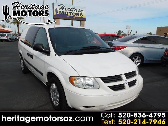 """Dodge Caravan C/V Grand 119"""" WB 2005"""