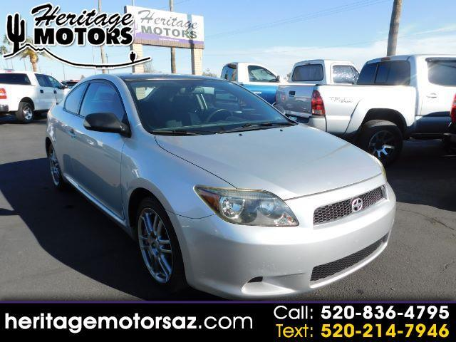 Scion tC 3dr HB Manual (Natl) 2006