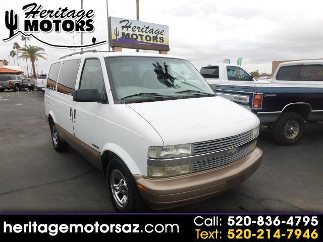 "Chevrolet Astro Passenger 111"" WB RWD 2002"
