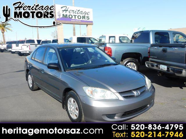 Honda Civic Sdn VP AT SSRS 2005