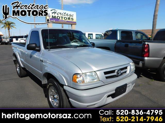 """Mazda B-Series 2WD Truck Reg Cab 112"""" WB 3.0L Man DS 2002"""