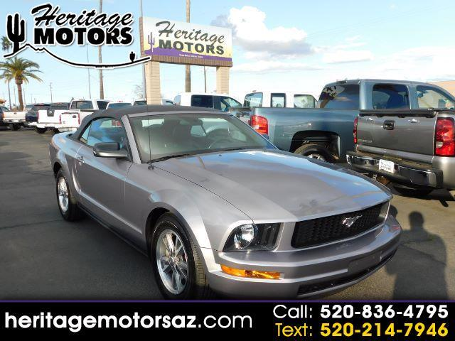 Ford Mustang 2dr Conv Standard 2006