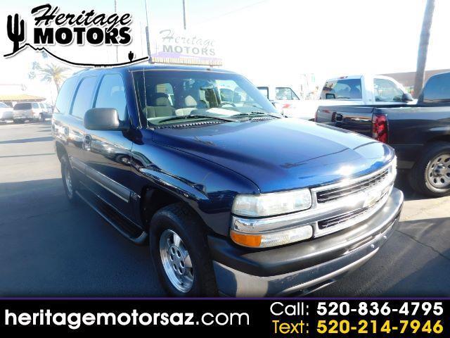 Chevrolet Tahoe 4dr 1500 LS 2003