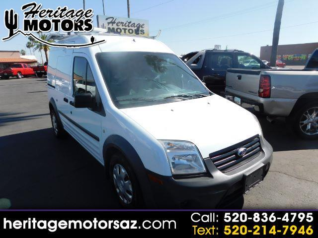 """Ford Transit Connect 114.6"""" XL w/o side or rear door glass 2010"""