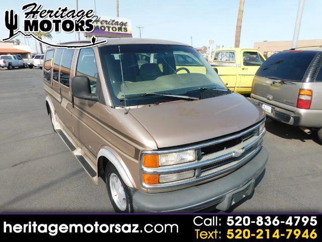"Chevrolet Chevy Cargo Van 1500 135"" WB w/YF7 1997"